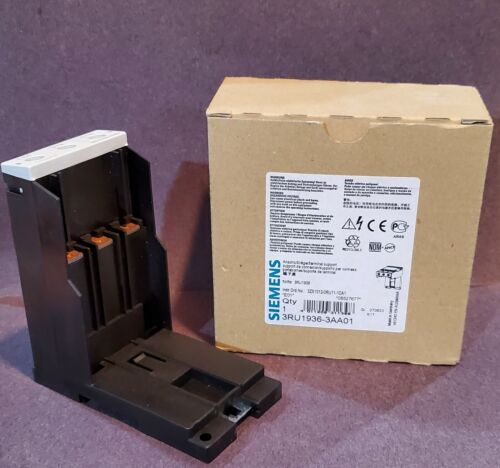 Siemens 3RU1936-3AA01 Terminal Support Mounting Kit  New In Box