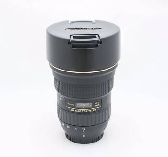 Tokina 16-28 2.8 Lens (Nikon)