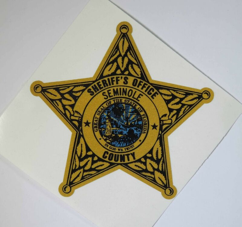 Seminole County Florida Sheriff