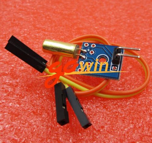20PCS Vibration Sensor Tilt Sensor Module for Arduino STM32 AVR Raspberry Pi new