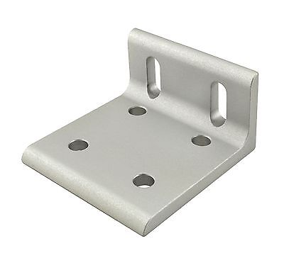 8020 Inc T-slot Aluminum 6 Hole Wide Slotted Bracket 15 Series 4285 N