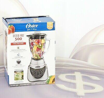 Oster Pro 500  Blender Ice Smoothie Frozen Frappe Drink Multi Task