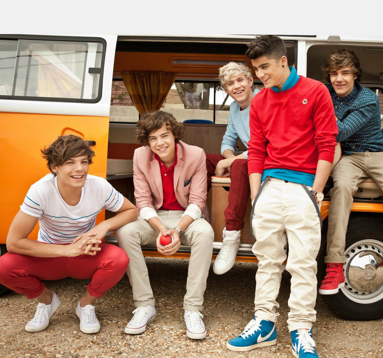 official one direction 1d wallpaper mural wall paper