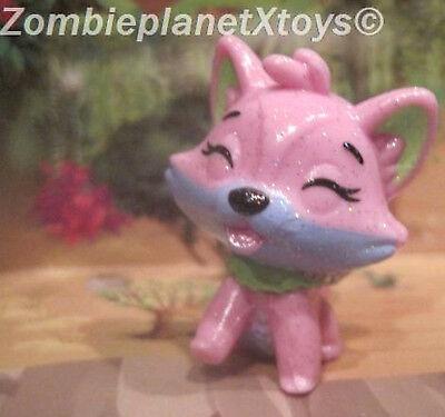 Hatchimals Colleggtibles  Figure Target Pink Fox  Spring Sparkly   Mini