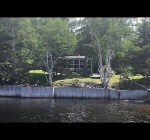 WATERFRONT COTTAGE RENTAL