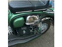 Lambretra gp scooter
