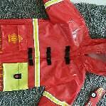 For sale fireman coat size apprix 4-5yrs