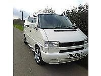 VW Transporter t4 2.5 tdi 102 campervan dayvan 2003