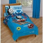 Thomas the Train Toddler Bedding - Excellent condition!