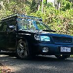 Subaru Forester GT. Coombabah Gold Coast North Preview
