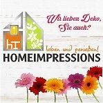 Homeimpressions-Deko