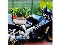 Suzuki hayabusa gen one