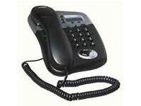 Telephone - Vintage TELCOM 440 Push Button Telephone.