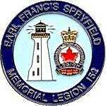 Royal Canadian Legion dance tickets
