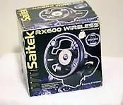 Saitek RX600 Wireless Racing Wheel (New in Box) Kitchener / Waterloo Kitchener Area image 2