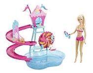 Mattel Barbie puppy water park play set Strathcona County Edmonton Area image 1