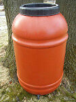 Rain barrels for sale in Brandon!