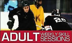Adult ICE HOCKEY Skills Sessions : just $20/session