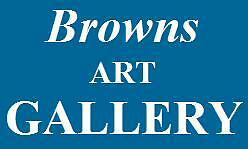 BROWNS ART GALLERY