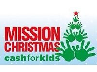 Donate a gift for children