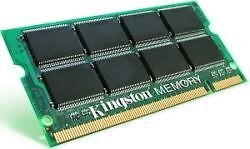 Kingston SO-DIMM 512MB PC3200 DDR-400 CL3 Value Ram KVR400X64SC3A/512