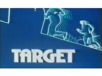 TARGET TV SERIES 1977.SERIES 1/2.DVD