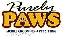 Purely Paws Mobile Grooming