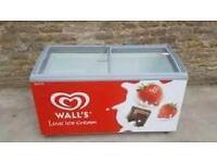 Ice cream freezer chest