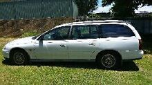 1998 Vt commodore wagon Dungog Dungog Area Preview