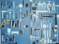 BMW motorcycle Factory Repair Tools / Special Tools : WANTED