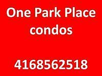 One park place condos, 5% deposit,move in now!