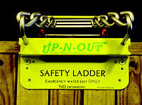 UP N OUT SAFETY LADDERS
