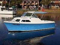CRUISECRAFT 580D - 5.8 metre Half Cabin (Diesel) - 1984 Model Coombabah Gold Coast North Preview