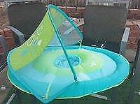Pool Safe Baby Seat with Shade Canopy