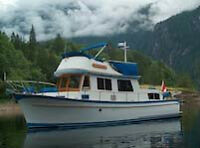 34' CHB Trawler For Sale