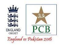 ENGLAND V PAKISTAN T20