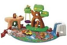 Little People A to Z Learning and animal sounds Zoo & train £35 ONO plus loads of extras
