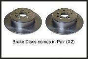 Toyota Avensis Brake Discs