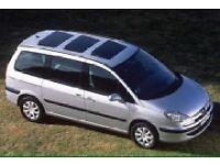 Peugeot 807 2.2HDi 2003MY Executive.