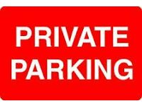 Secured Parking Space to Rent for Only £70pcm