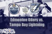 Edmonton Oilers Tickets vs. Tampa Lighting - Friday January 8th