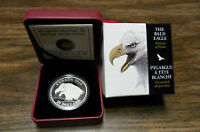 2013 $20 FINE SILVER COIN – THE BALD EAGLE: PORTRAIT OF POWER