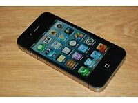 APPLE IPHONE 4S 16GB BLACK MOBILE PHONE **EE NETWORKS**