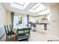 Huge Four Double Bedroom, Three Bath, Two Reception Period House with a Stunning Garden