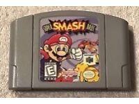 Super Smash Bros N64 (1999)