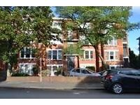 Lovely Two Double bedroom apartment set in an impressive period mansion block .