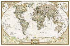 National geographic maps ebay national geographic world maps gumiabroncs Choice Image