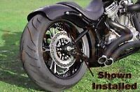 Bolt on rear fender for all 200mm softails Brand New