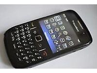 Blackberry 8520 in black (unlocked)