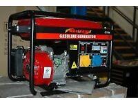 2.8kva Petrol Generator (Great Condition!!)